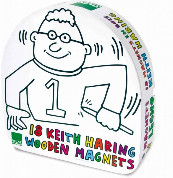 Keith Haring Magnets