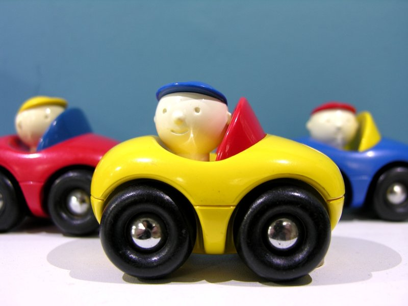 Pocket car (vintage)