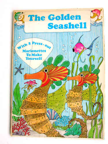 The Golden Seashell (vintage)