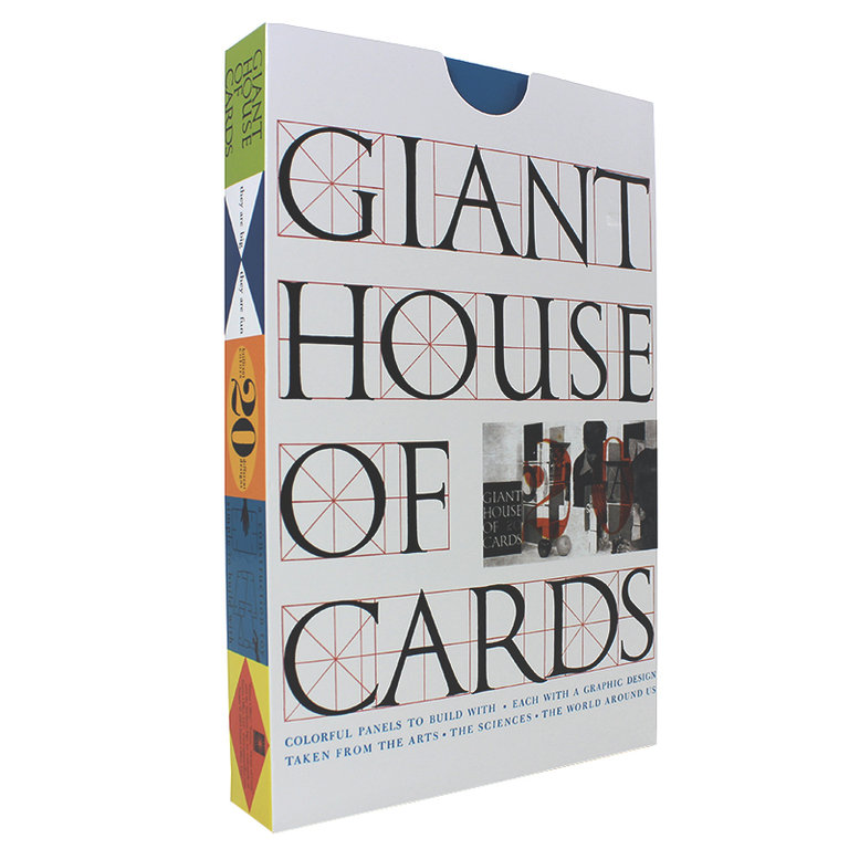 Eames Giant House of Cards